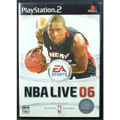 【中古】 PS2 NBAライブ 06 ケース・説明書付 プレステ2 ソフト 中古 NBA LIVE06