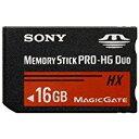 【送料無料】【中古】PSP SONY メモリースティック Pro Duo Mark2 16GB MSHX16B ソニー 高速データ転送50MB/S