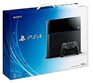 プレイステーション4, 本体 PS4 PlayStation 4 500GB (CUH-1100AB01) 4 4