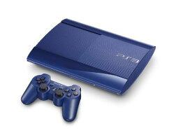 【送料無料】【中古】PS3PlayStation3250GBアズライト・ブルー本体プレイステーション3