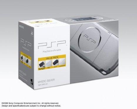 プレイステーション・ポータブル, 本体 PSP (PSP-3000KMS)