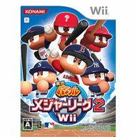 【送料無料】【中古】Wii 実況パワフルメジャーリーグ2Wii