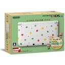 【送料無料】【中古】3DS ニンテンドー LL 本体 とびだせ どうぶつの森パック 内蔵ソフトなし