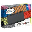 【送料無料】【中古】3DS New ニンテンドー3DS ブラック 本体 任天堂(箱説付き)