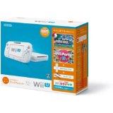 【送料無料】【中古】Wii U すぐに遊べるファミリープレミアムセット(シロ) 白 任天堂 本体
