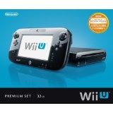 【送料無料】【中古】Wii U プレミアムセット kuro クロ 黒 任天堂 本体