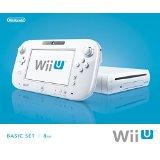 【欠品あり】【送料無料】【中古】 Wii U プレミアムセット shiro (WUP-S-WAFC) シロ 白 任天堂 本体のみ (ゲームパッド、ケーブルなし)(スプラトゥーン、スマブラwiiU、タンク、タンク、タンク内蔵)
