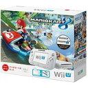 【欠品あり】【送料無料】【中古】Wii U マリオカート8 セット シロ 任天堂