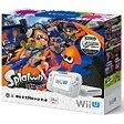 【欠品あり】【送料無料】【中古】Wii U プレミアムセット shiro (WUP-S-WAFC) シロ 白 任天堂 本体(スプラトゥーン内蔵)