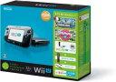 【送料無料】【中古】Wii U すぐに遊べるファミリープレミアムセット+Wii Fit U(クロ)( ...