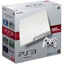 【送料無料】【中古】PS3 PlayStation 3 (320GB) クラシック・ホワイト (CECH-2500BLW) プレイステーション3 (箱説付き)