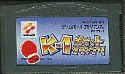 【送料無料】【中古】GBA ゲームボーイアドバンス K-1 ポケットグランプリ