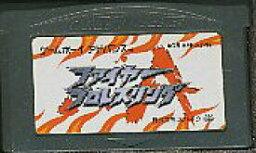 【送料無料】【中古】GBA ゲームボーイアドバンス ファイヤープロレスリングA
