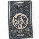 【送料無料】【中古】NEO GEO ネオジオ メモリーカード NEO GEO用