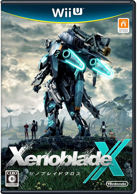 WiiU, ソフト Wii U XenobladeX ()