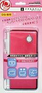 【送料無料】【新品】DS DSi専用 メタルカバー i アルマンデイン (ピンク) 本体保護(箱付き)
