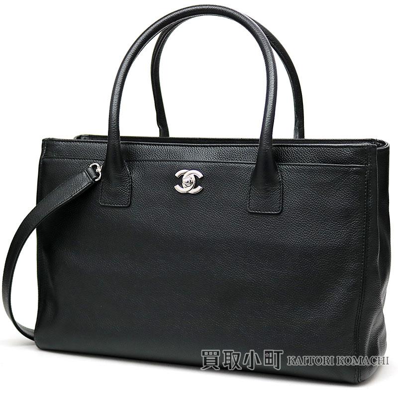 レディースバッグ, トートバッグ  CHANEL A15206 Executive Tote BagA