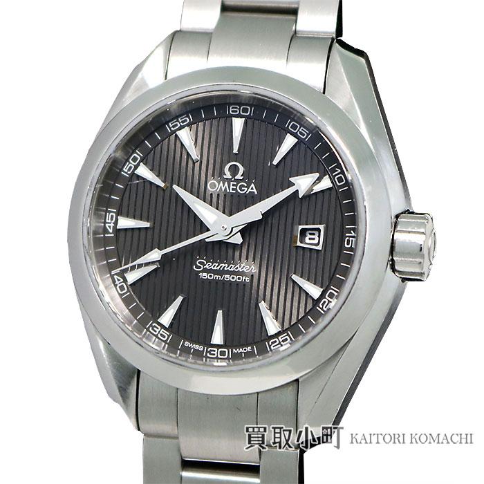 腕時計, レディース腕時計 OMEGA231.10.30.61.06.001 150M 30MM SS SEAMASTER AQUATERRA 150M QUARTZAB