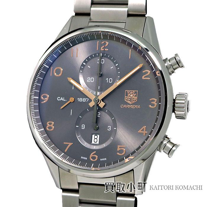 腕時計, メンズ腕時計  TAGHeuer 1887 SS Ref.CAR2013.BA0799 CARRERA CHRONOGRAPH WATCHAB