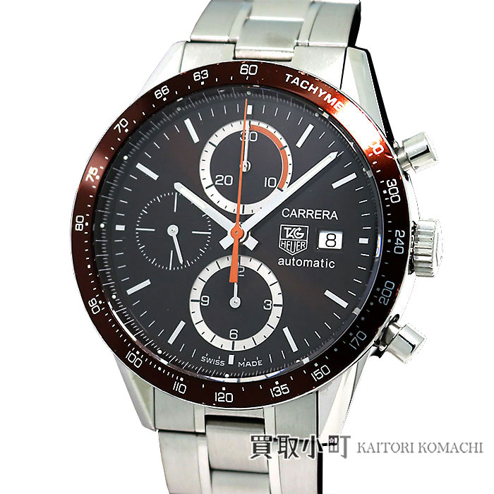 腕時計, メンズ腕時計  TAGHeuer 16 SS CV2013.BA0786 CV2013 CARRERA CHRONOGRAPH WATCHAB