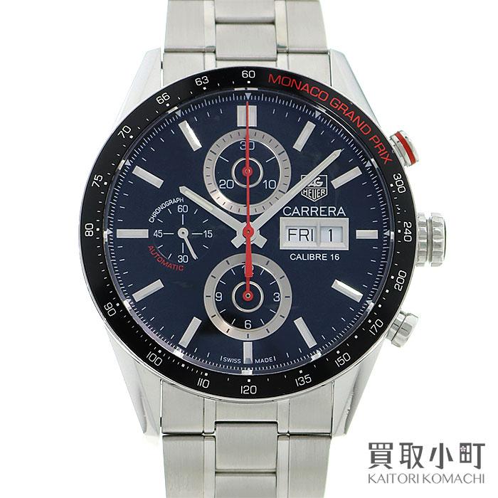 腕時計, メンズ腕時計  TAGHeuer 16 43MM SS CV2A1F.BA0796 CARRERA CALIBRE16 CHRONOGRAPH WATCHB
