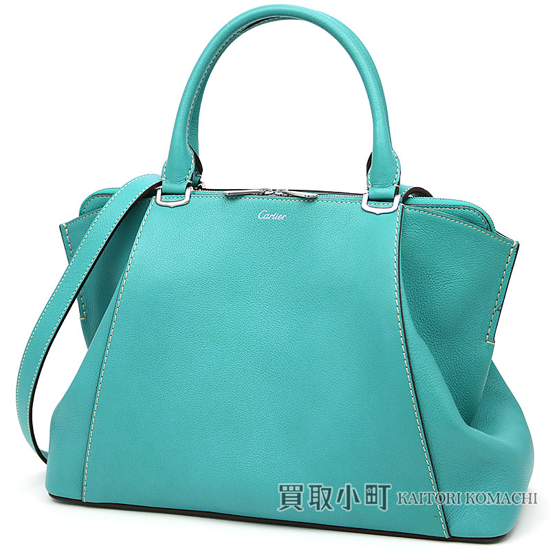 レディースバッグ, ハンドバッグ  CARTIERC SM 2WAY L1002045 C DE CARTIER BAG SMALL MODELA