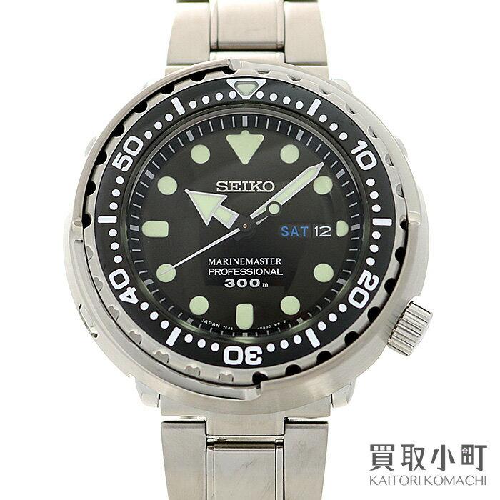 腕時計, メンズ腕時計 SEIKO SS SBBN031 7C46-0AG0 PROSPEX MARINE MASTER DIVERS WATCHAB
