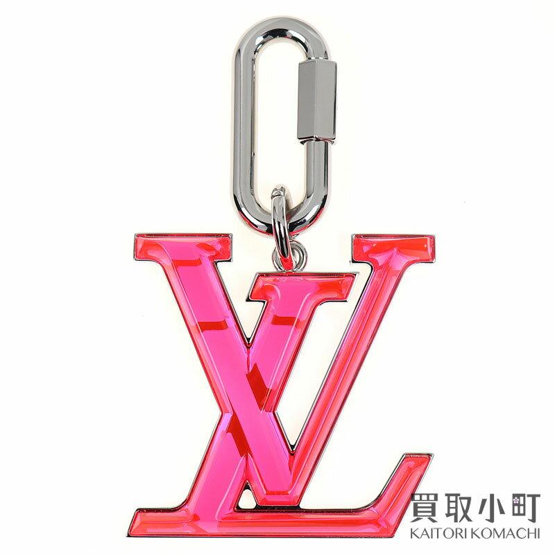 キーホルダー・キーケース, キーホルダー 3OFF! 415 LOUIS VUITTON M68679 LV LV Prism Bag Charm and Key HolderA