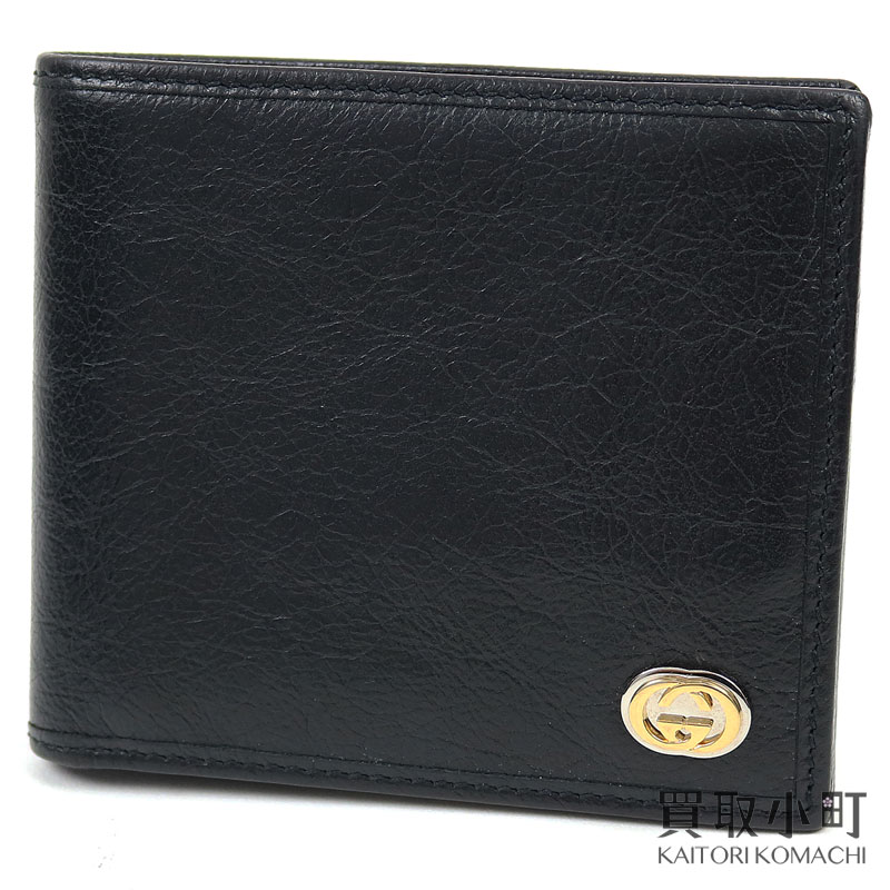 財布・ケース, メンズ財布 3OFF! 31 GUCCI G G 581527 1GZ0X 1000 GG INTERLOCKING G LEATHER COIN WALLETS