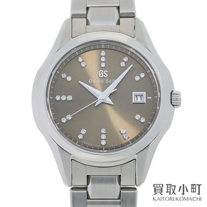 腕時計, レディース腕時計 1OFF! 1125Grand Seiko SS STGF327 4J52-0AE0 GS