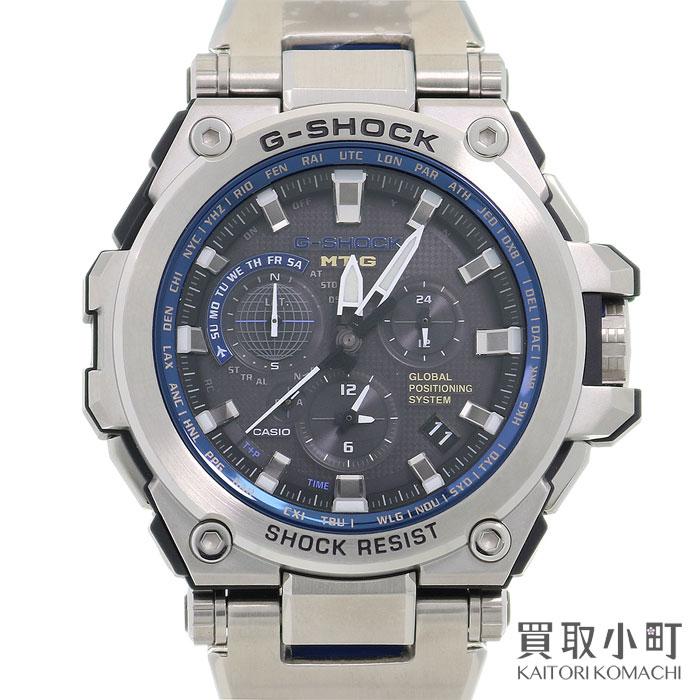 腕時計, メンズ腕時計 CASIO G-SHOCKMT-G G GPS MTG-G1000D-1A2JF WATCHS