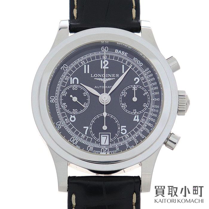 腕時計, メンズ腕時計 3OFF! 515LONGINES 1942 L2.768.4.53.2 THE LONGINES H