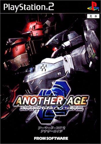 テレビゲーム, その他 ARMORED CORE2 ANOTHER AGE