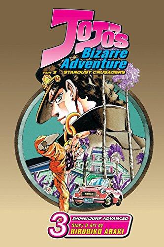 洋書, その他 JoJos Bizarre Adventure: Part 3--Stardust Crusaders Vol. 3 Araki Hirohiko