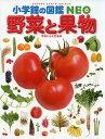 【中古】小学館の図鑑 NEO 野菜と果物/板木 利隆、畑中