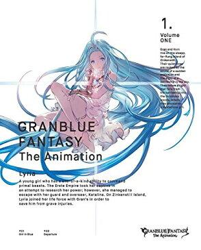 【中古】GRANBLUE FANTASY The Animation 1 [Blu-ray]/グランブルーファンタジー
