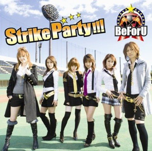 邦楽, その他 Strike Party!!!(DVD)BeForULOVEHATER yo