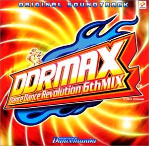 アニメ, その他 DDRMAX -Dance Dance Revolution 6thMIX- ORIGINAL SOUNDTRACKBeForUS.F.