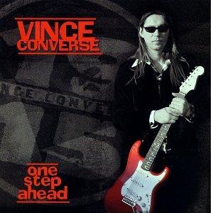 【中古】One Step Ahead/Vince Converse