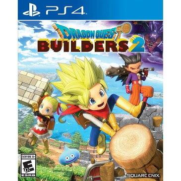 ゲームソフト【 Dragon Quest Builders 2 ドラゴンクエスト ビルダーズ 2 / ブロックメイクRPG ゲーム / 北米版 対応機:PS4 / Nintendo Switch 】