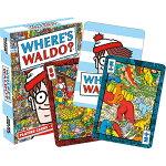 カードゲームトランプウォーリーを探せ52-573アクアリウスWhere'sWaldo?