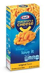 Kraft【クラフトマカロニ&チーズ ディナー チージスト 18箱セット】