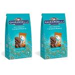 イースター限定【Ghirardelli/ギラデリイースターミルクチョコレートキャラメルバニー/4.14oz(117.6g)×2袋】