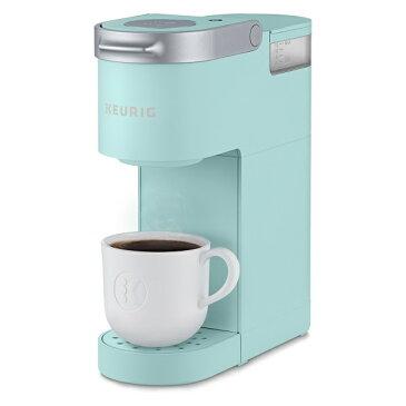 KEURIG 【キューリグ / 家庭用 コーヒーメーカー K-ミニ アシス ブルー / K-Mini Single Serve K-Cup Pod Coffee Maker】