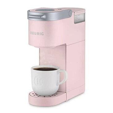 KEURIG 【キューリグ / 家庭用 コーヒーメーカー K-ミニ ダスティ ローズ / K-Mini Single Serve K-Cup Pod Coffee Maker】