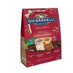 ギラデリクリスマス限定チョコレートスクエアアソートXLバッグ14.8oz421.2gGhirardelli