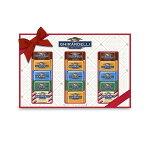 ギラデリクリスマス限定スクエアチョコレートエレガントコレクションウィンドウギフト7.74oz(219.9g)Ghirardelli