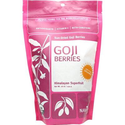 フルーツ・果物, その他 Navitas Naturals () 8oz (227g)Organic Goji Berries