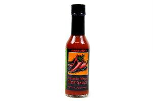 Trader Joe's 【トレーダージョーズ ハラペーニョペッパーホットソース 5oz(148ml)】Jalapeno Pepper Hot Sauce 5oz(148ml)