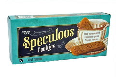 Trader Joe's 【トレーダージョーズ スペキュロス クッキー 7oz(200g)】Speculoos Cookies